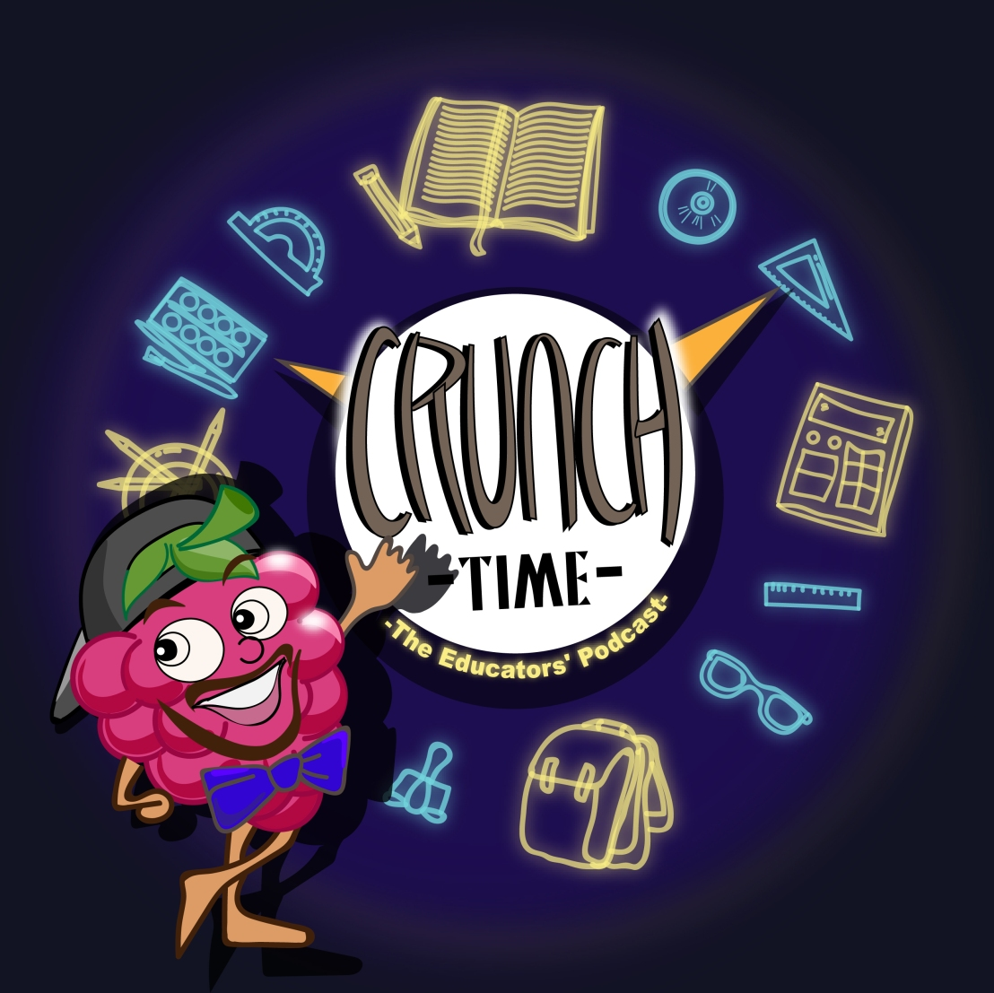 Crunch Time! Episode #2 – W/ My Bro! Ryan Blake