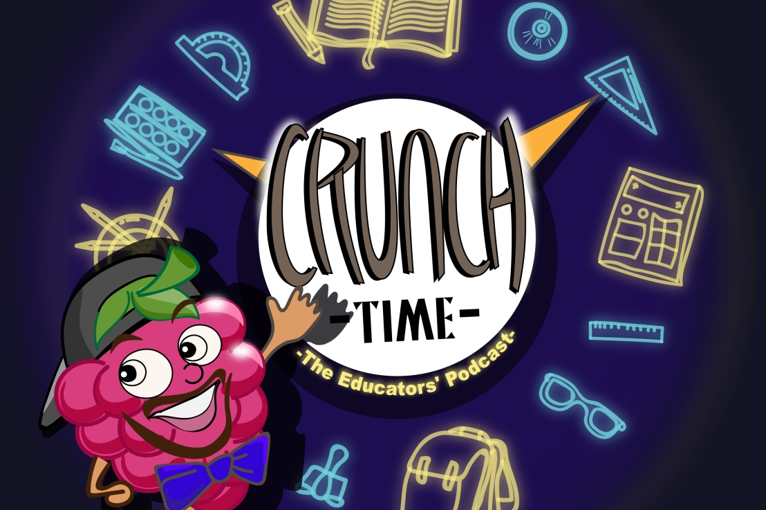 Crunch Time! Episode #1 w/ Hershel Blueberry!!!!