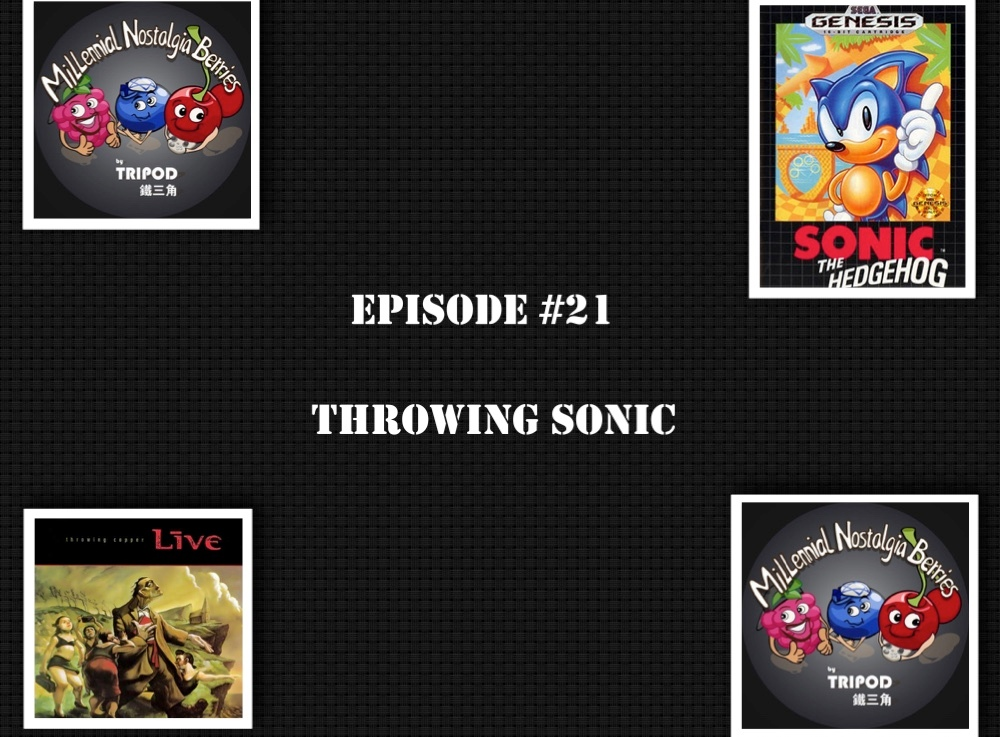 Episode #21 – Throwing Sonic